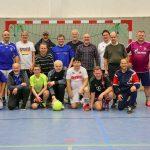 Turnen Alte Herren Mannschaftsbild Erhard Walle